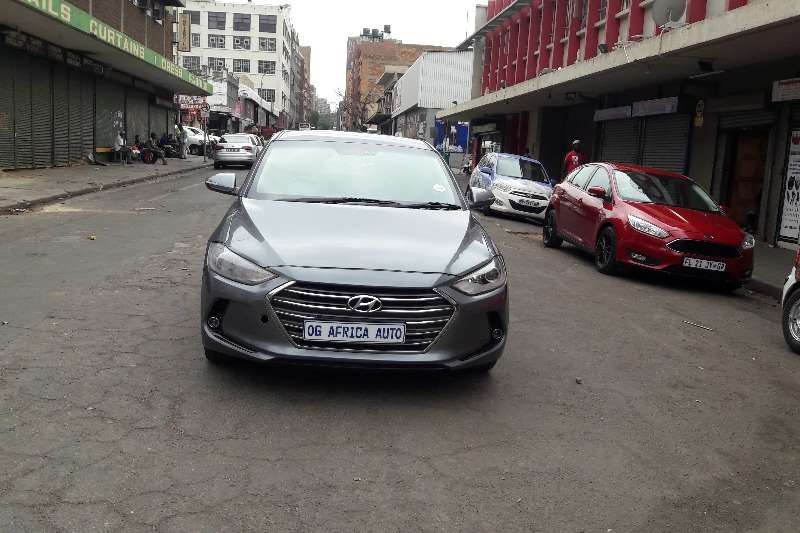 2018 Hyundai Elantra 1.6 GLS