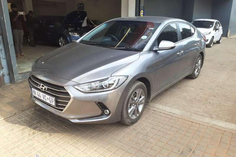 2018 Hyundai Elantra 1.6 GLS automatic