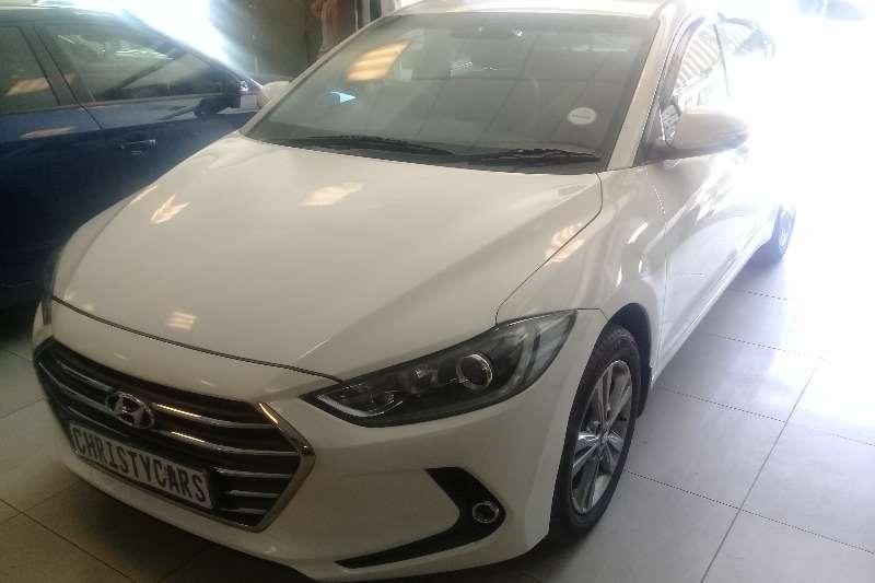 2019 Hyundai Elantra 1.6 Executive
