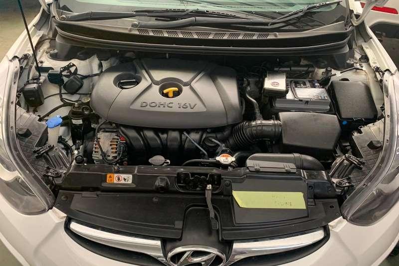 2014 Hyundai Elantra 1.8 GLS