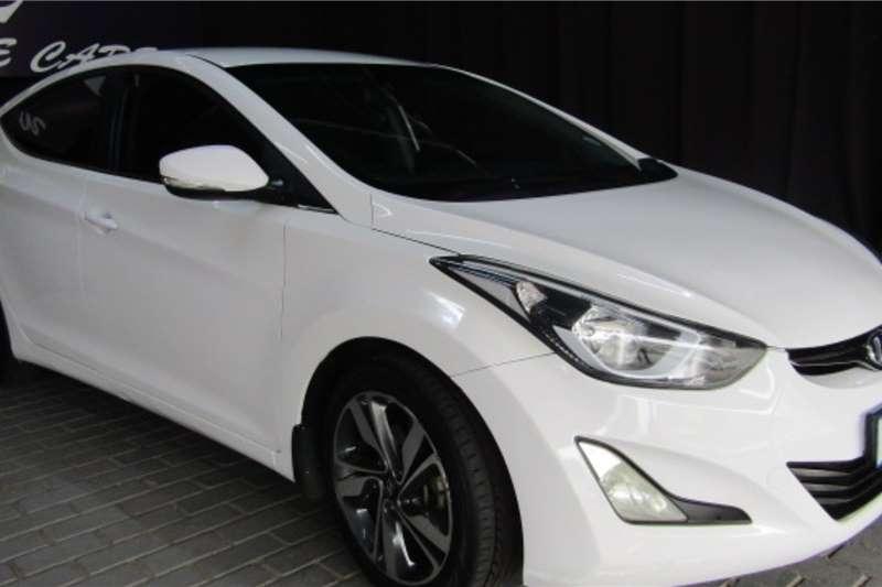 2015 Hyundai Elantra 1.8 Executive auto