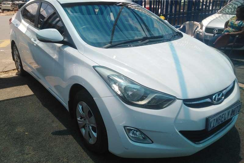 2012 Hyundai Elantra 1.6 Executive