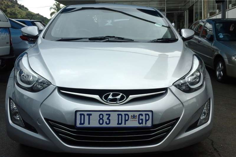 2015 Hyundai Elantra 1.6 Executive auto