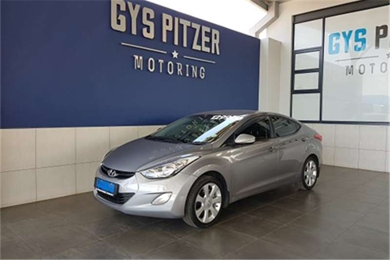 2012 Hyundai Elantra 1.8 GLS auto