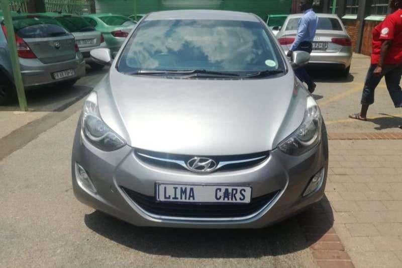 2014 Hyundai Elantra 1.6 Premium auto