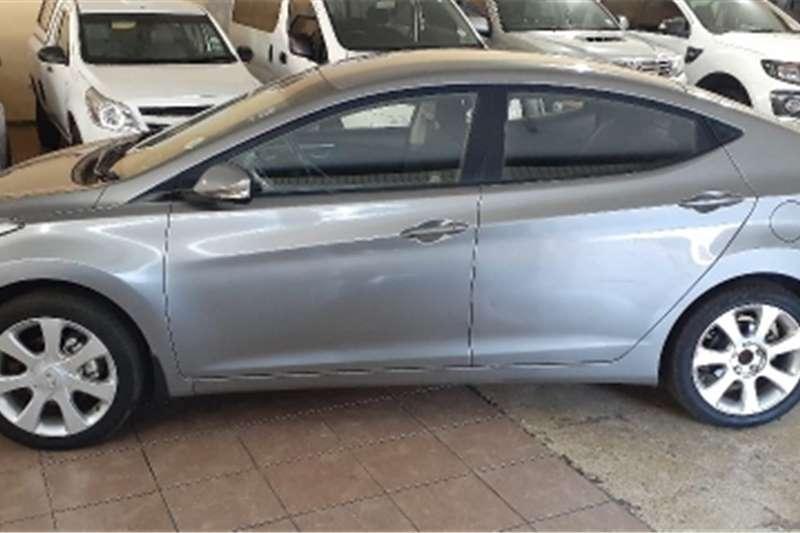 2011 Hyundai Elantra 1.6 GLS automatic