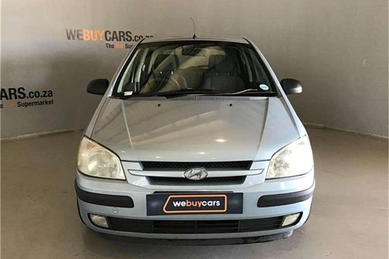 Hyundai Getz 1.3 2004
