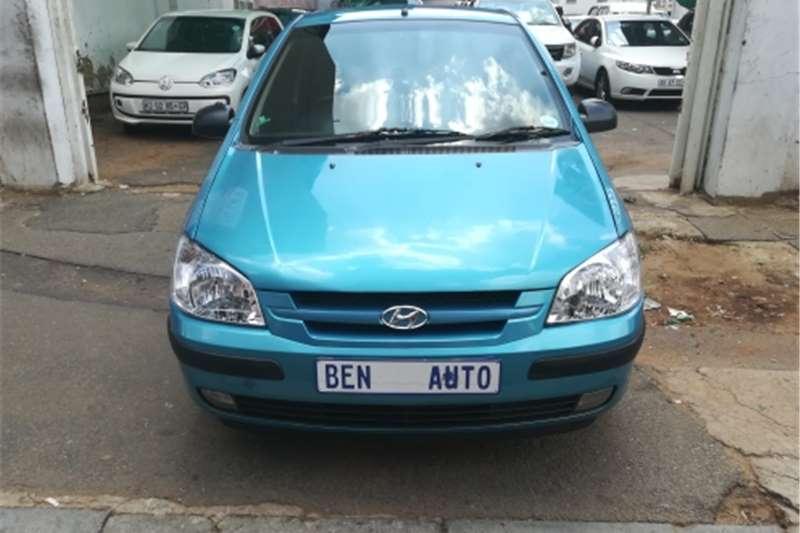 Hyundai Getz 1.3 2005