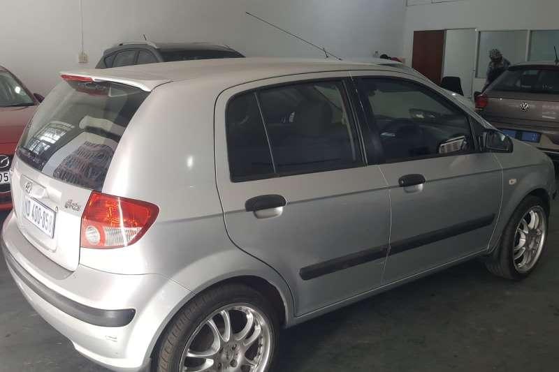 Used 2007 Hyundai Getz 1.3