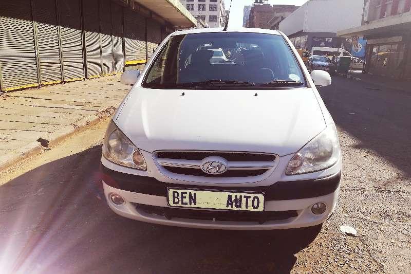 Hyundai Getz 1.3 2008