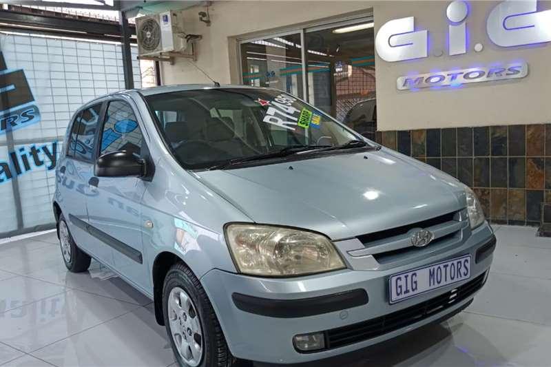 Used 2008 Hyundai Getz 1.3