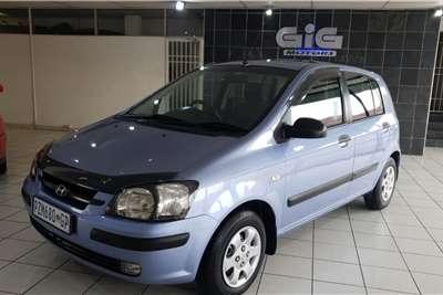Hyundai Getz 1.3 (One Owner) 2004