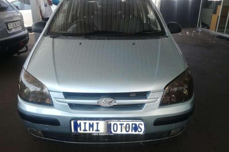 Hyundai Getz 1.4 2005