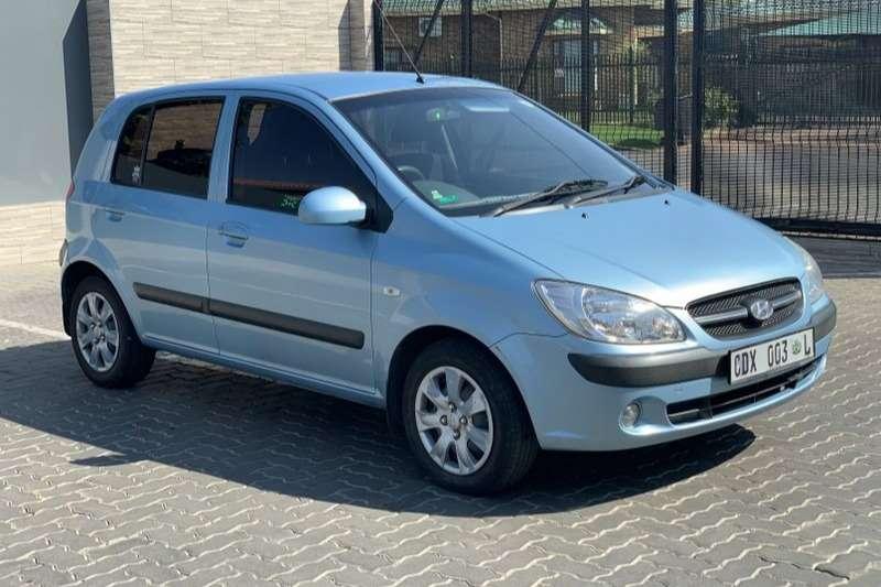Hyundai Getz 1.4 2010
