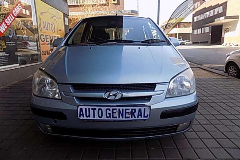 Hyundai Getz 1.4 GL 2004
