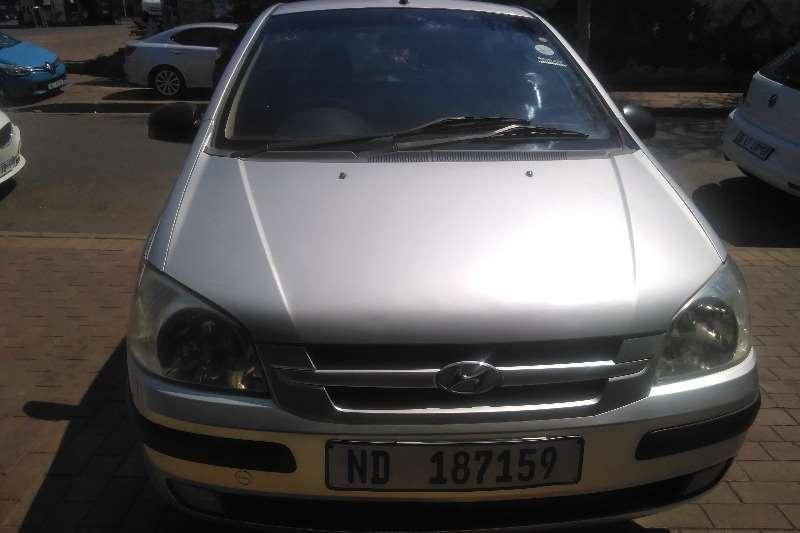 Used 2004 Hyundai Getz 1.4 GL