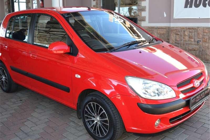 Hyundai Getz 1.4 GL 2006