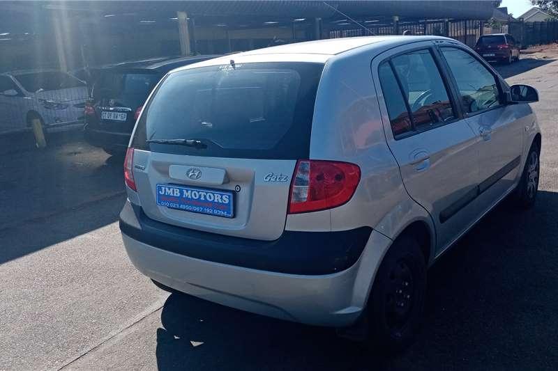 Used 2006 Hyundai Getz 1.4 GL
