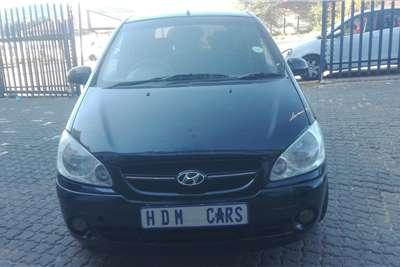 Hyundai Getz 1.4 GL 2007