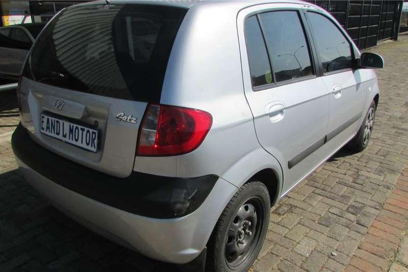 Used 2007 Hyundai Getz 1.4 GL