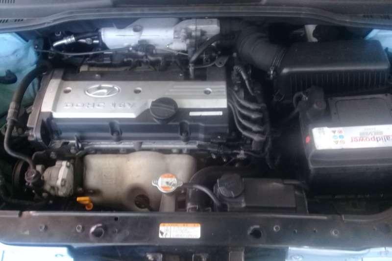 2008 Hyundai Getz Getz 1.4 GL