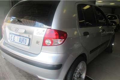 Hyundai Getz 1.4 GL 2008