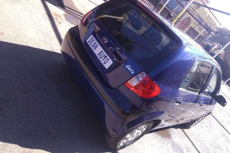Used 2008 Hyundai Getz 1.4 GL