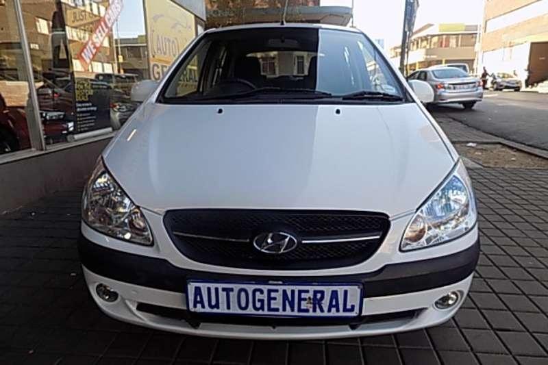 Hyundai Getz 1.4 GL 2009