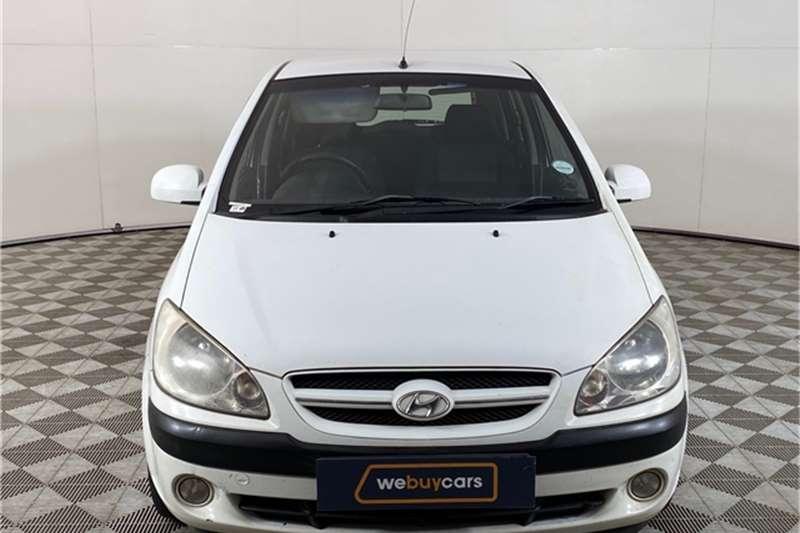 2009 Hyundai Getz Getz 1.4 GL