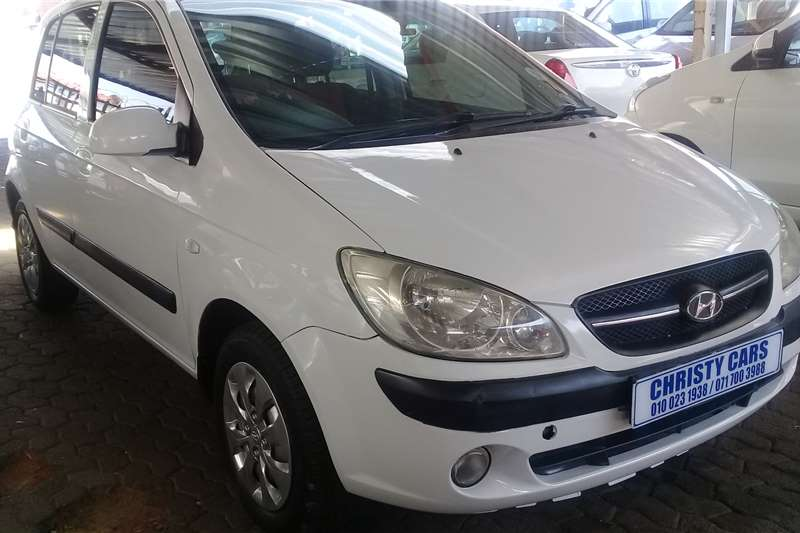 Hyundai Getz 1.4 GL 2011