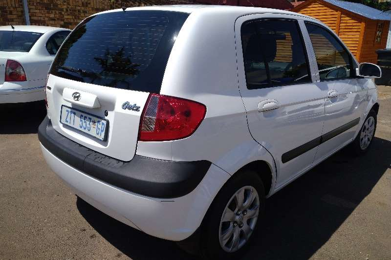 Used 2011 Hyundai Getz 1.4 GL