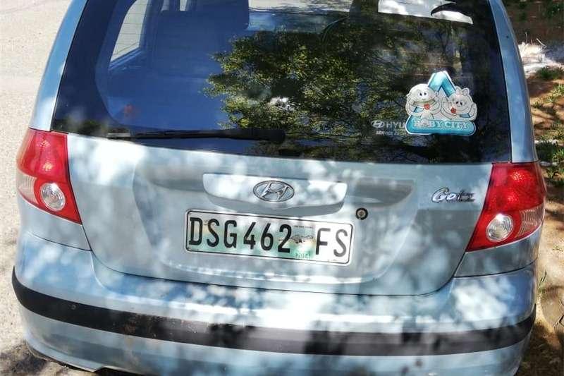 Hyundai Getz 1.4 GL 2012