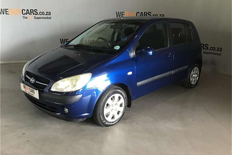 Hyundai Getz 1.4 GL high spec 2006