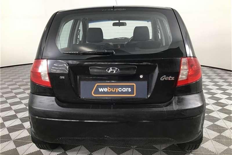 Hyundai Getz 1.4 GL high spec 2006