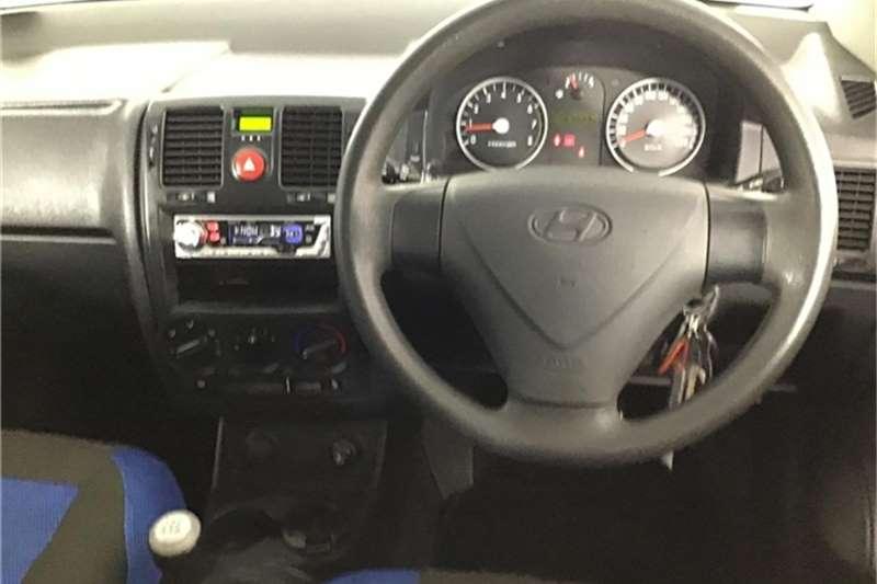Hyundai Getz 1.4 GL high-spec 2006