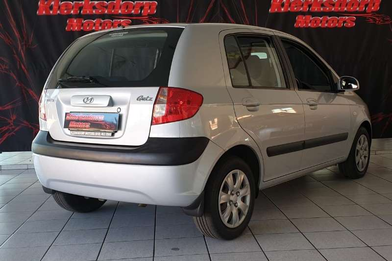 Hyundai Getz 1.4 GL high-spec 2007