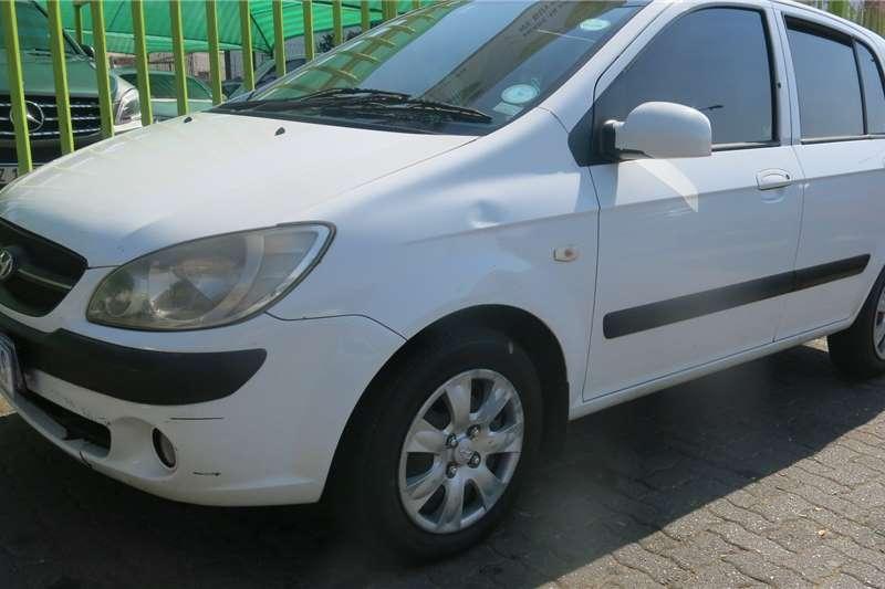 Used 2009 Hyundai Getz 1.4 GL high spec