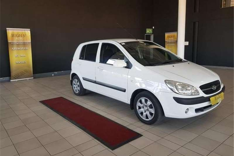 Hyundai Getz Cars for sale in South Africa | Auto Mart