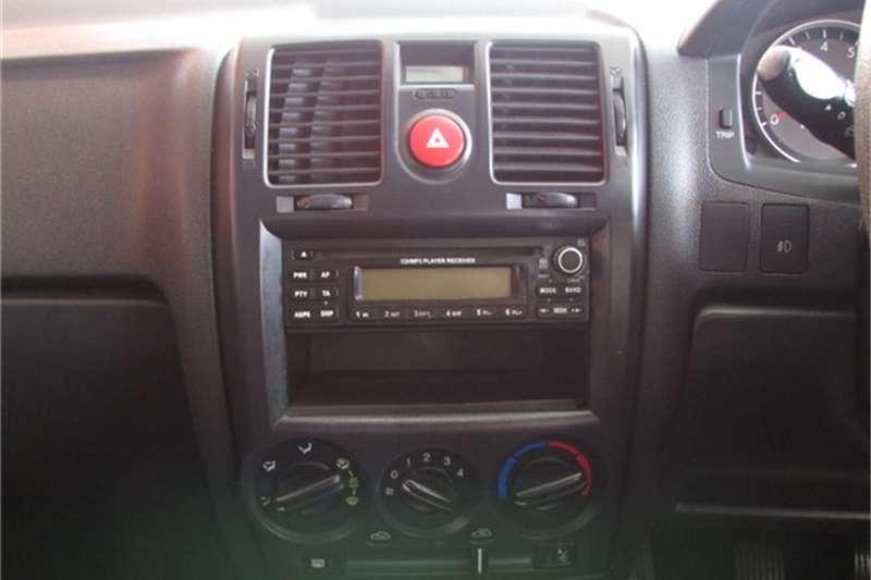 Hyundai Getz 1.4 GL high spec 2010