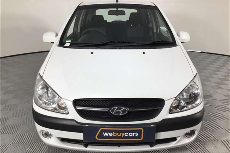 Hyundai Getz 1.4 GL high-spec 2010
