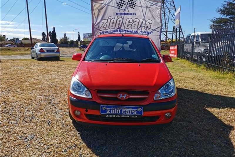 Used 2012 Hyundai Getz 1.4 GL high spec