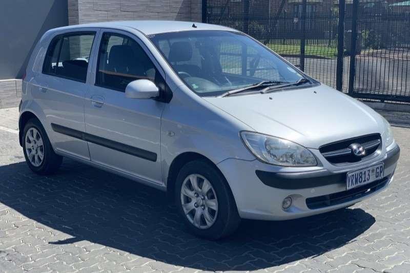 Hyundai Getz 1.4 HS 2009