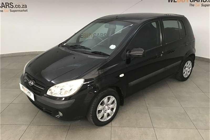 Hyundai Getz 1.4 SR 2008