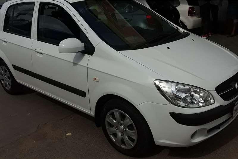 Hyundai Getz 1.4 SR 2010