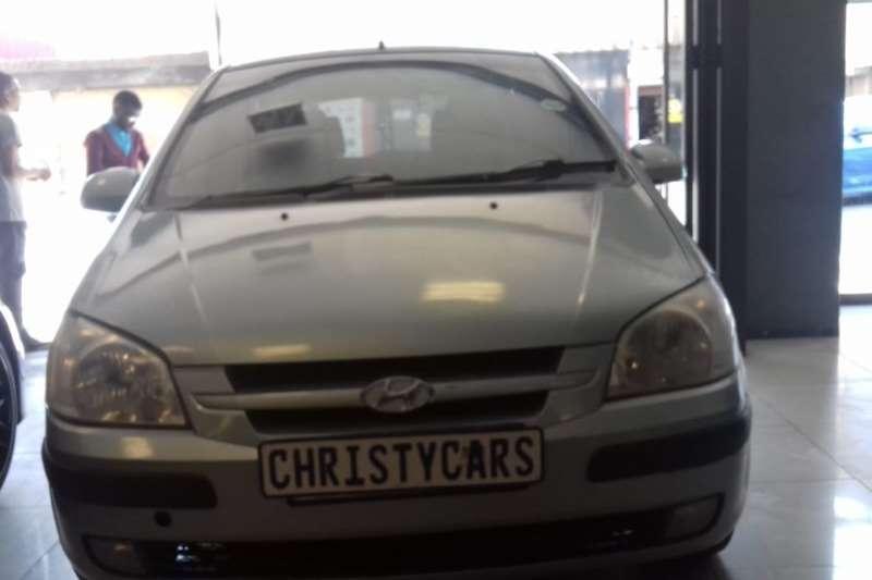 Hyundai Getz 1.5CRDi 2004