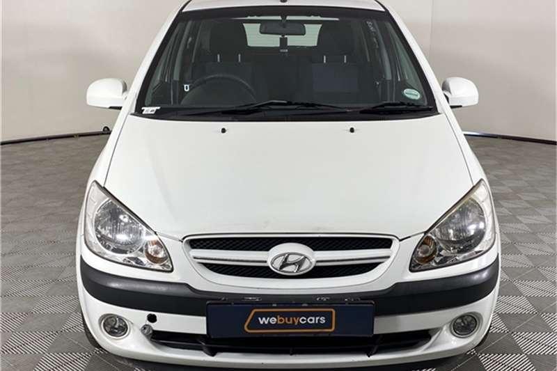 Used 2006 Hyundai Getz 1.5CRDi high spec