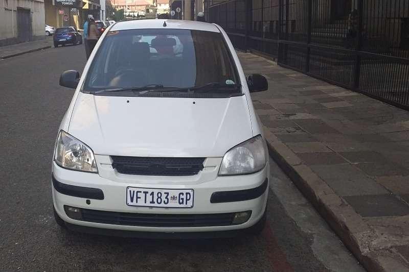 Used 2003 Hyundai Getz 1.6
