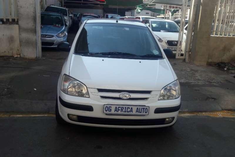 Hyundai Getz 1.6 2005