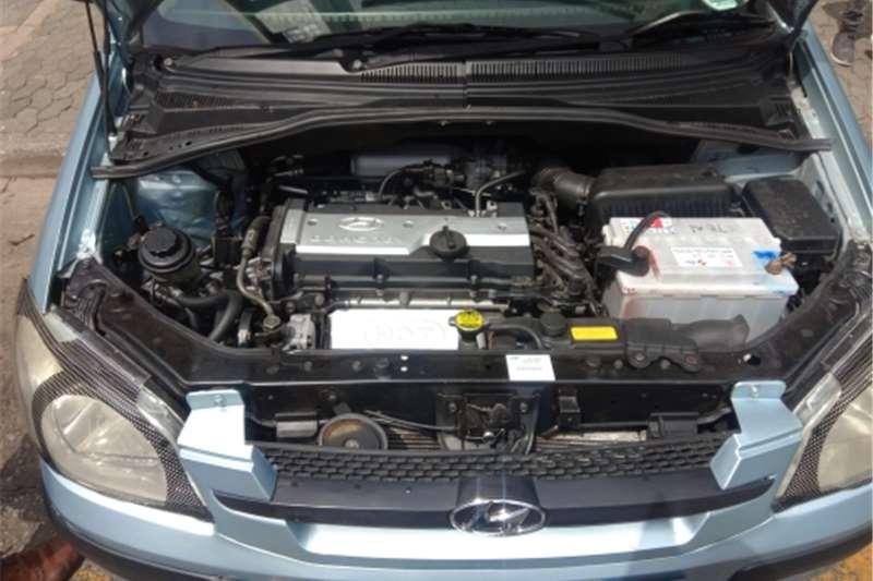 Used 2006 Hyundai Getz 1.6