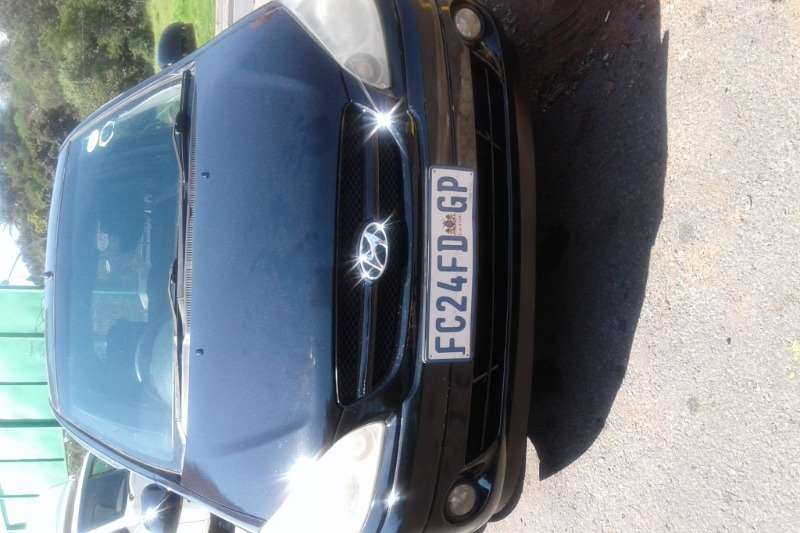 Hyundai Getz 1.6 2007